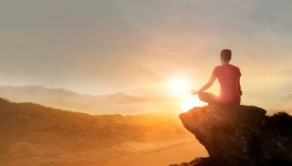 meditazione d'estate, eclissi solare anulare, sole, channeling della luce natura