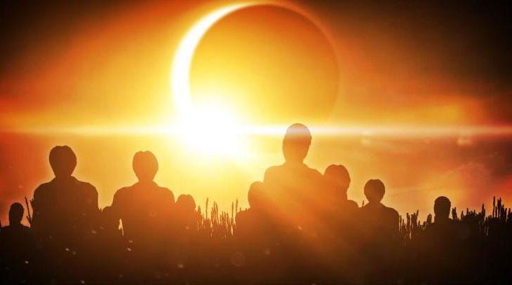 solstizio d'estate 2020 eclissi solare anulare channeling della luce