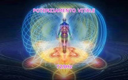 potenziamento vitale meditazione guidata e base